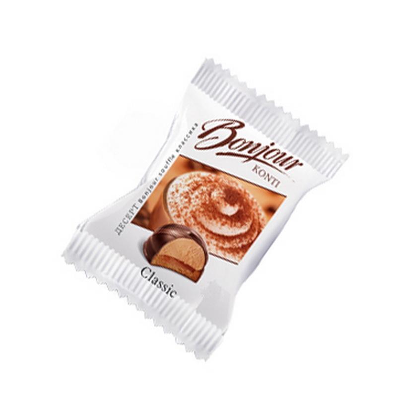 Десерт Konti Bonjour souffle classic