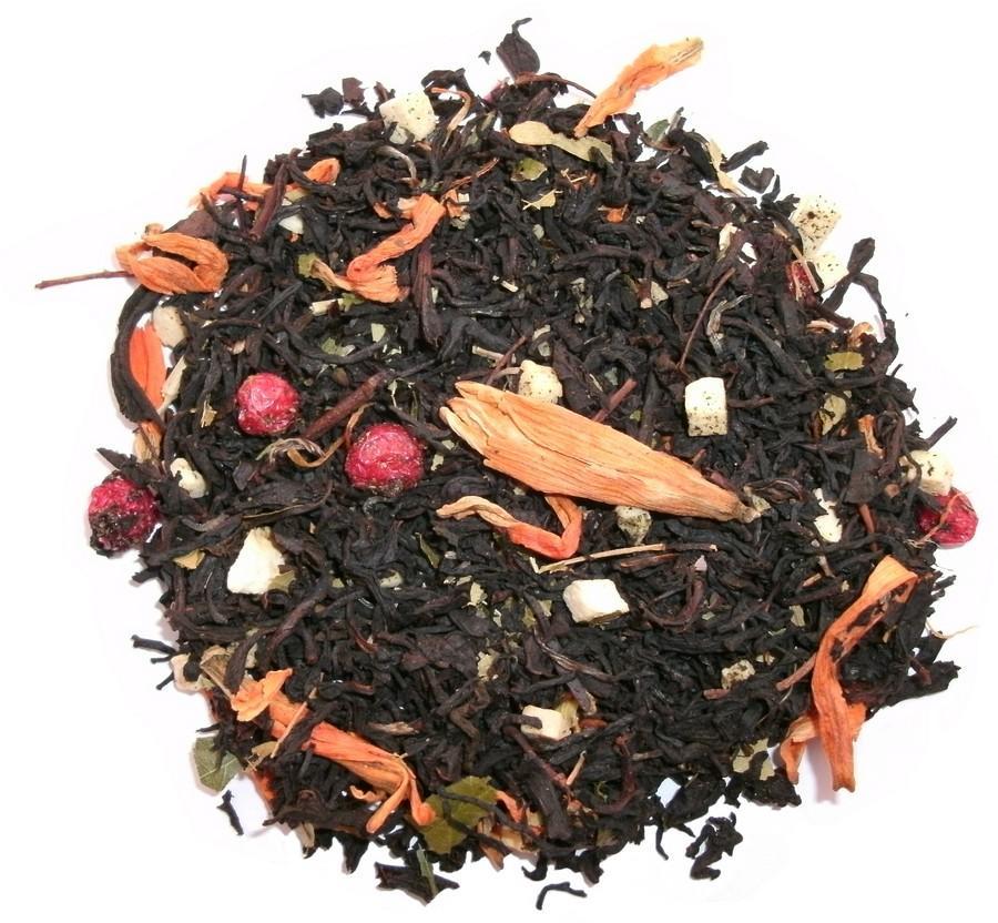 Чай Индия крупнолистовой