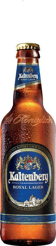 Пиво Kaltenberg Royal Lager светлое 4.8%