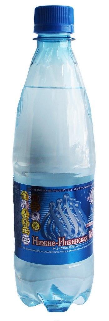 Минеральная вода Воды Вятки Нижне-Ивкинская