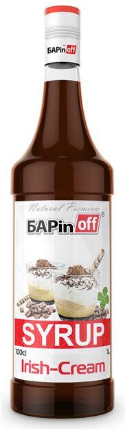Сироп Barinoff Irish-Cream