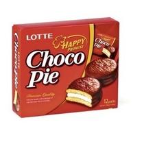 Печенье Lotte Choco Pie 672 гр.