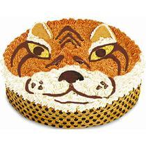 Торт У Палыча Сладкий зоопарк 1,2 кг.