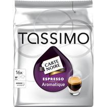 Кофе Tassimo Carte Noire Espresso Aromatique т-диски 112 гр