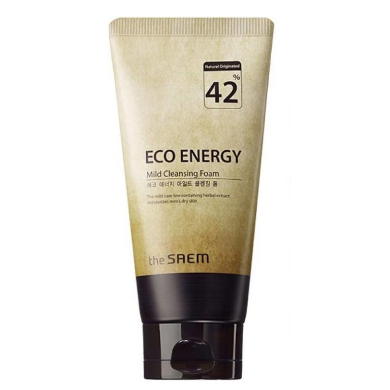 Пенка для умывания The Saem Eco Energy Mild Cleansing Foam мужская