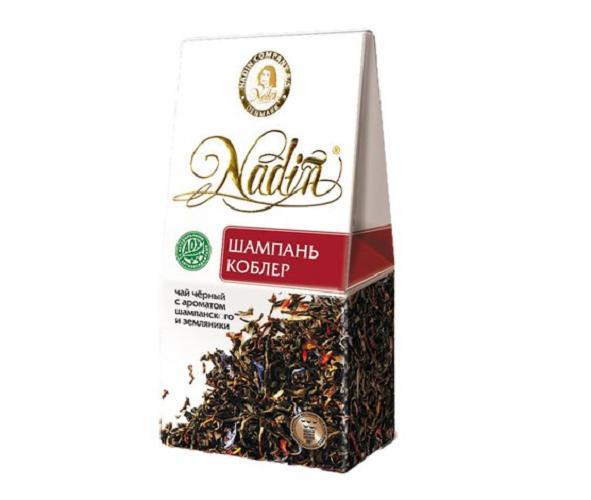 Чай Nadin Шампань Коблер черный листовой