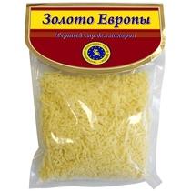 Сыр Золото Европы тертый для макарон 45%