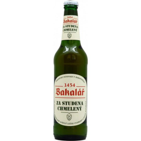 Пиво Bakalar Za Studena Chmeleny
