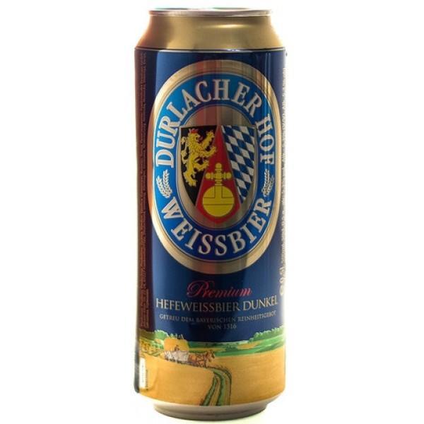 Пиво Eichbaum Hefeweissbier dunkel 5,2%