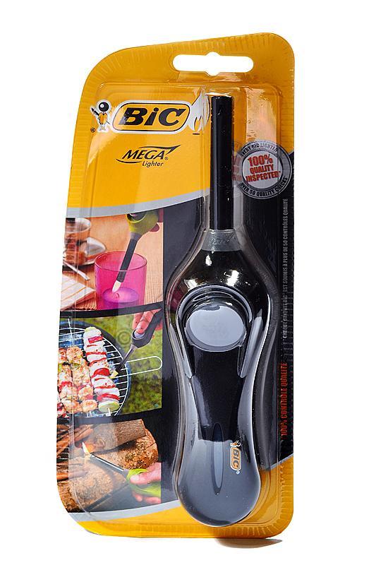 Зажигалка Bic Mega Lighter U140
