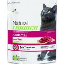 Корм Trainer Natural для кошек с говядиной