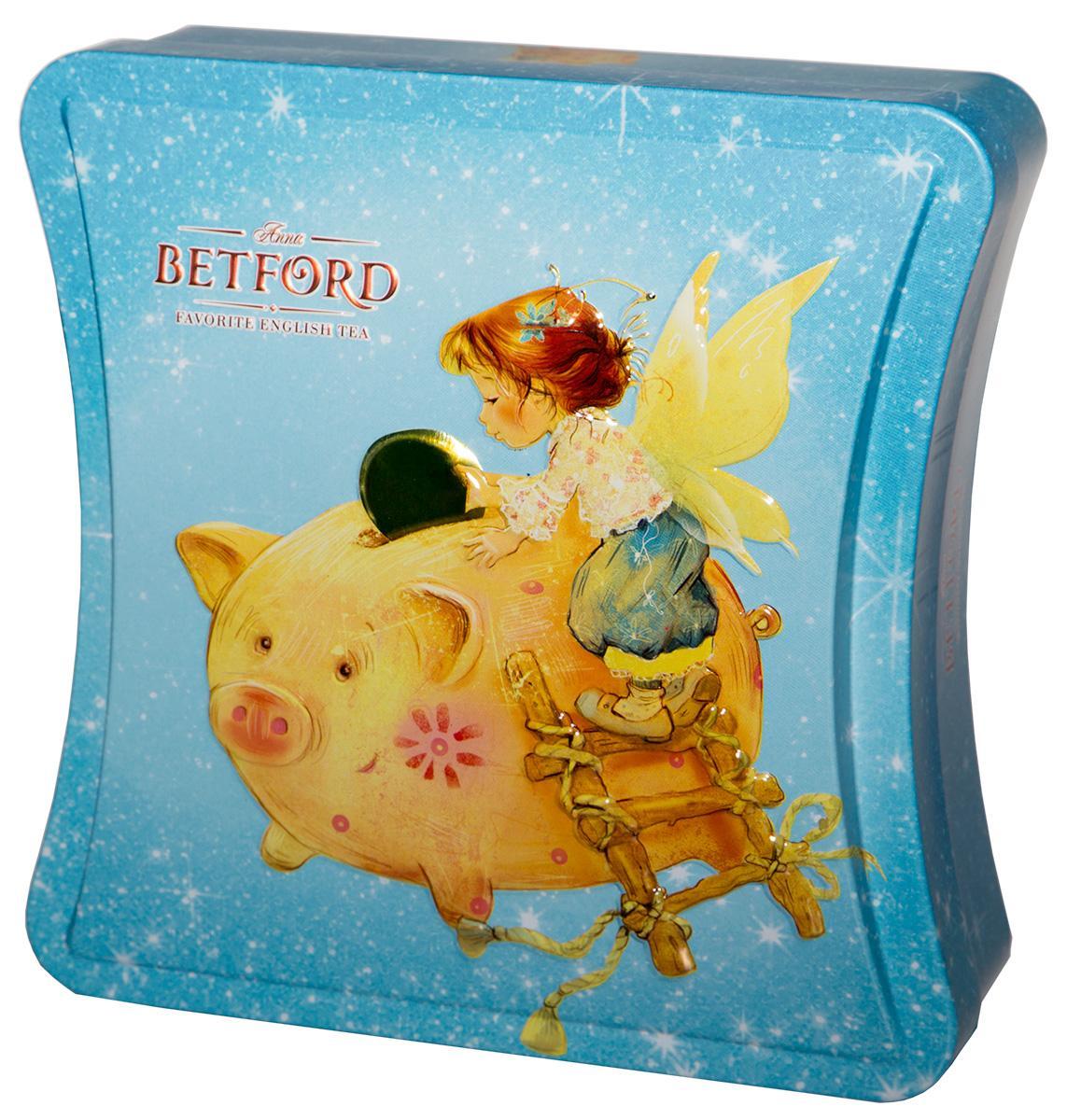 Чай черный Betford ОРА Шкатулка Фея сюрпризов