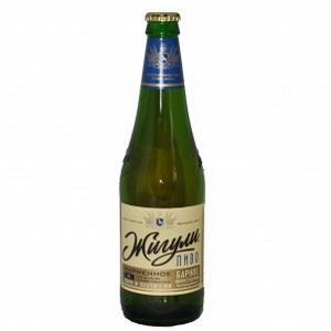 Пиво светлое Жигули Барное Фирменное 5%