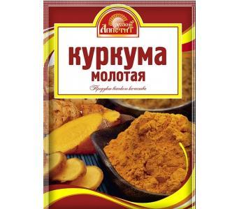 Приправа Русский аппетит Куркума молотая
