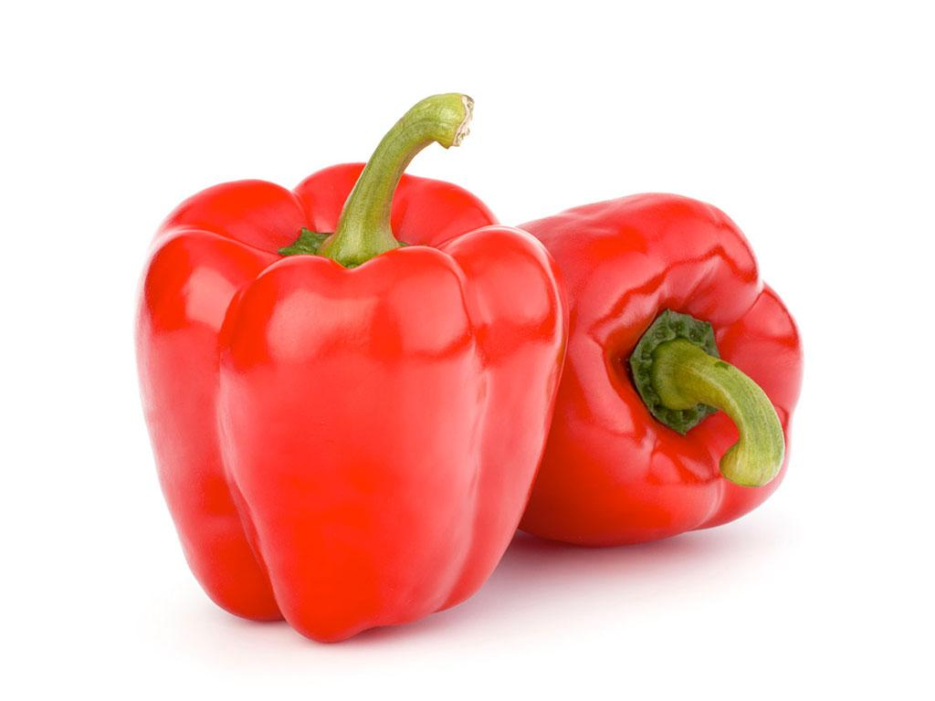 Перец красный свежий