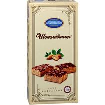 Торт  Коломенское Шоколадница вафельный с арахисом 270 гр.