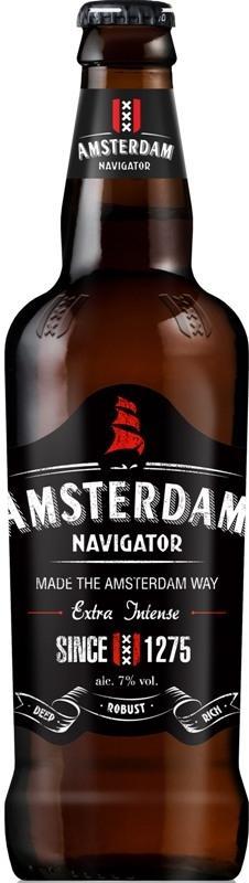 Пивной напиток Amsterdam Navigator