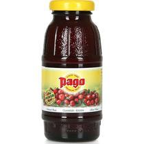 Сок Pago клюква 0,2 л.