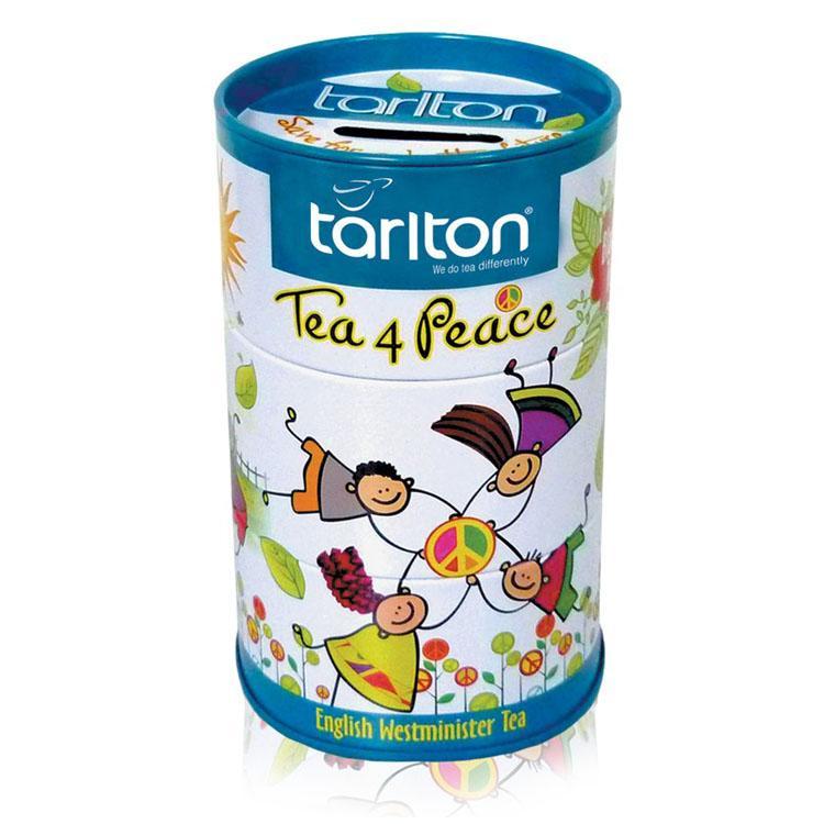Чай Tarlton Дружба цейлонский с копилкой