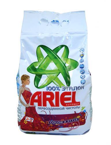 Стиральный порошок Ariel автомат Color