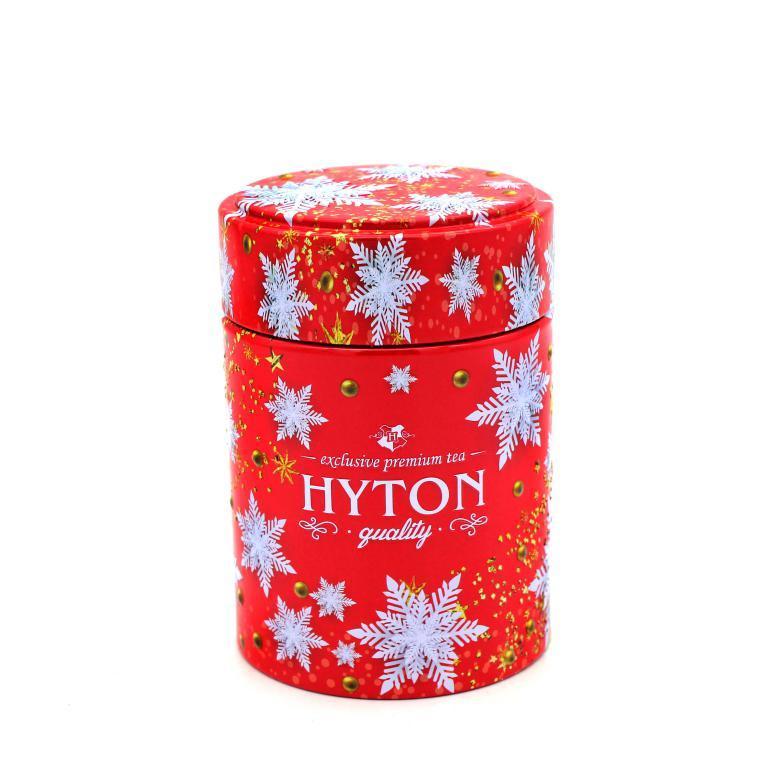 Чай Hyton Танец снежинок черный