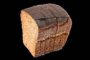 Хлеб Бородинский Нижегородский хлеб нарезка из ржаной и пшеничной муки 0,35 кг