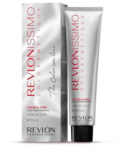 Краска для волос Revlon Professional 7.31 Блондин золотисто-пепельный