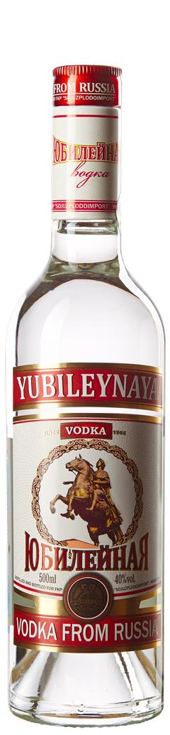 Водка Стрижамент Yubileynaya особая 40%