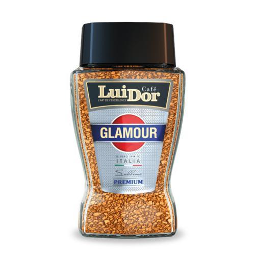 Кофе LuiDor Glamour сублимированный 95 г.