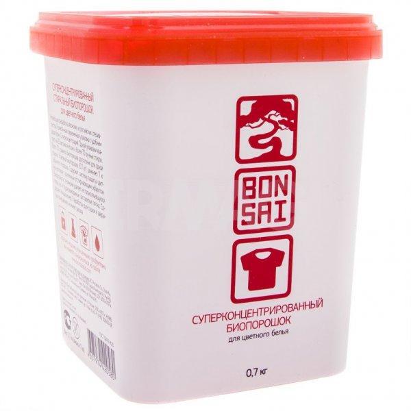 Биопорошок Bonsai Суперконцентрированный для цветного белья