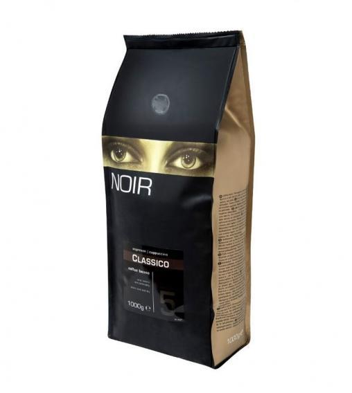 Кофе Noir Classico в зернах 1000 гр