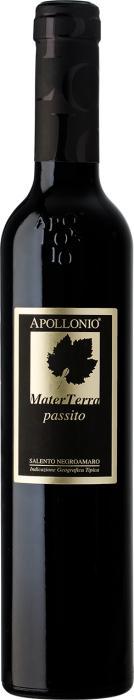 Вино Матер Терра Негроамаро Пассито / Mater Terra Passito Negroamaro,  Негроамаро,  Красное Сладкое, Италия