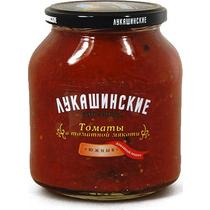 Томаты Лукашинские Южные в томатной мякоти 670 г