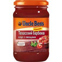 UNCLE BENS ТЕХАССК БАРБЕКЮ 8*210Г