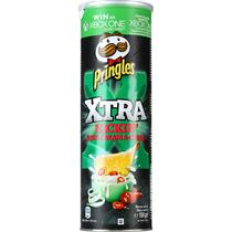 Чипсы Pringles Xtra Kickin' Sour Cream & Onion