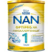 Смесь Nestle Nan гипоаллергенный 1 Optipro с рождения