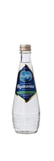 Вода Волжанка негазированная 0,75л