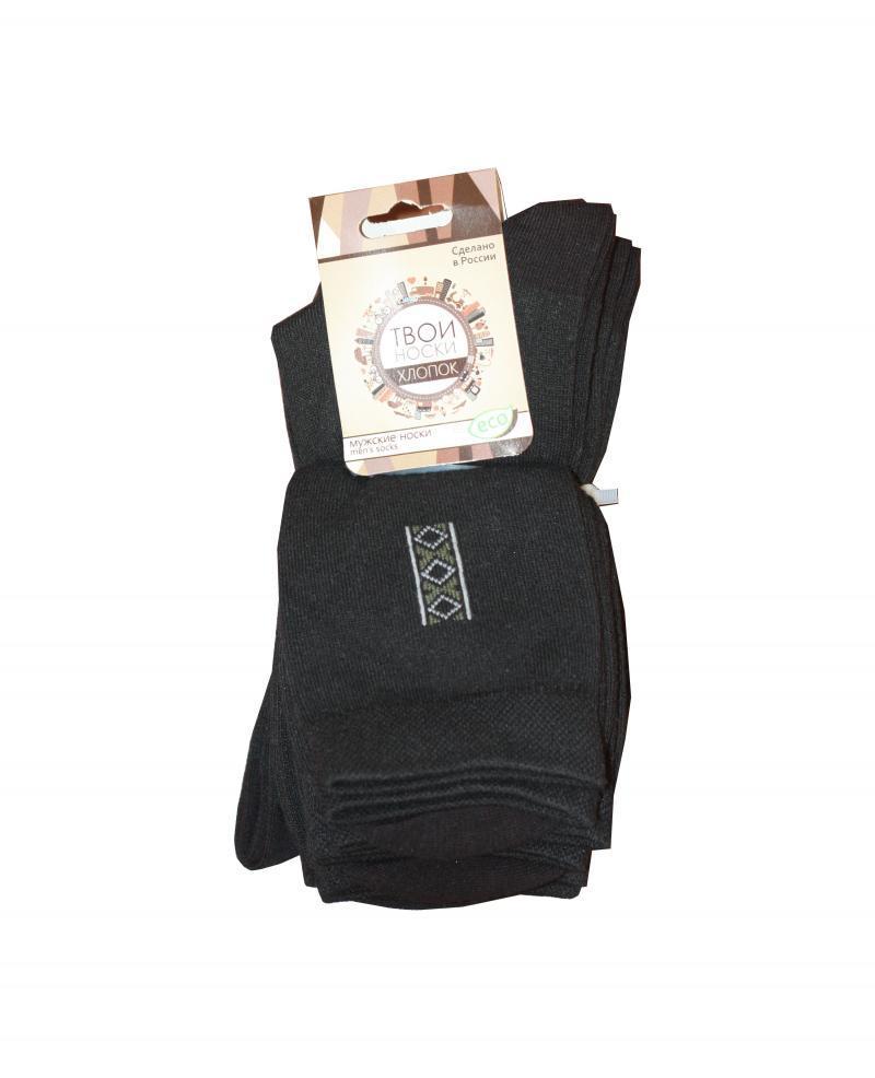 Носки мужские Твои носки Бамбук арт.8191 10 пар