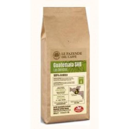 Кофе Saquella Single Origin Guatemala в зернах