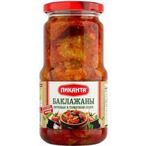 Баклажаны Пиканта Печеные в томатном соусе