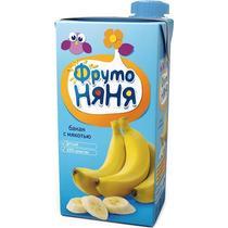 Нектар Фруто Няня из бананов с мякотью с 3-х лет