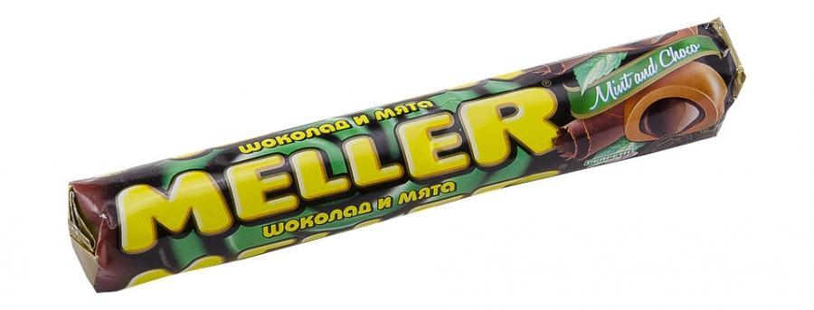 Ирис Meller Шоколад мята