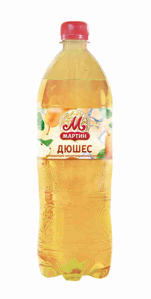 Газированный напиток от Мартина Дюшес