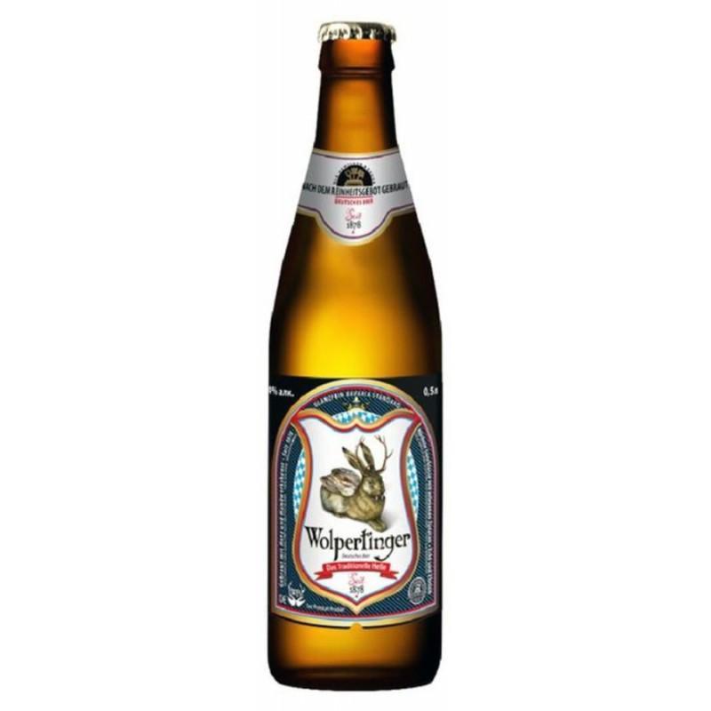 Пиво Wolpertinger Традиционное светлое