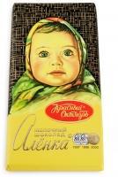 Шоколад Красный Октябрь Алёнка Молочный