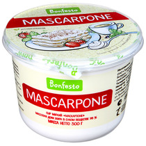 Сыр Bonfesto Mascarpone мягкий 78%