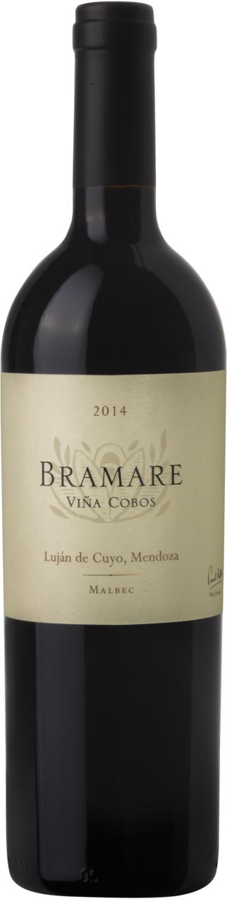 Вино Брамаре Лухан де Куйо Мальбек / Bramare Lujan de Cuyo Malbec,  Мальбек,  Красное Сухое, Аргентина