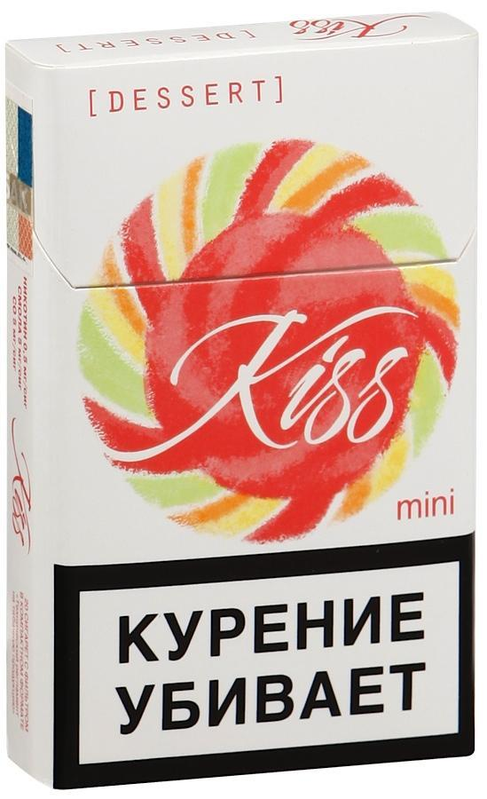 Сигареты Kiss Dessert Mini Superslims