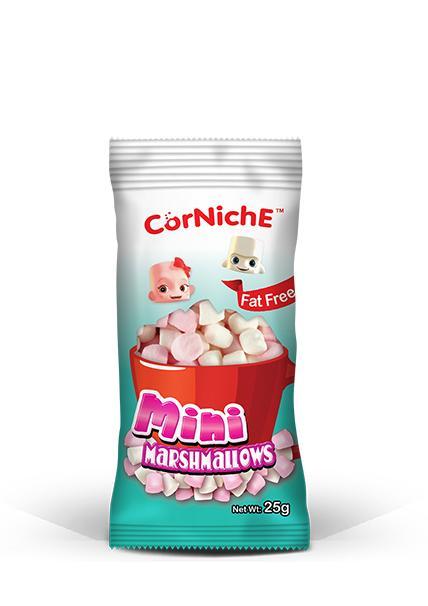 Зефир Corniche Mini marshmallows