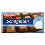 Шоколад Schogetten Vollmilch